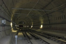 Dynamic characterization of Metro Barcelona Line 9 tunnel at Onze de Setembre section